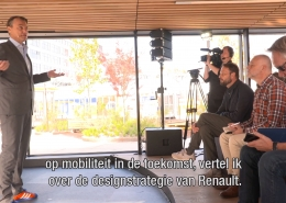Livestream Renault Dutch Design Week
